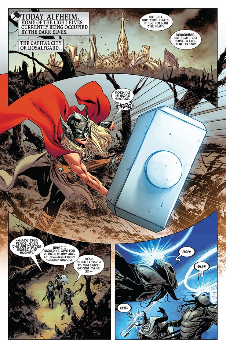 'The Mighty Thor Vol. 3: The Asgard/Shi'ar War' review: A Look Back