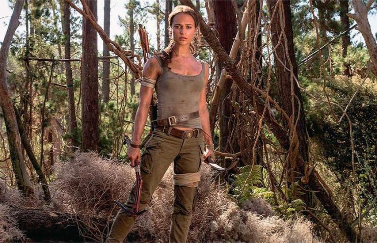 Tomb Raider (2018) review: A lot more fun than expected
