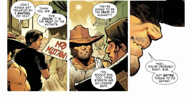 Weekly Wolverine Watch 6: X-Men : Red #2