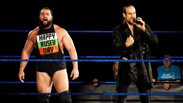 Who will switch brands in the WWE Superstar Shake-Up?