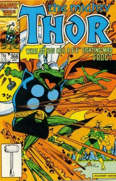 Judging by the Cover - Our favorite Thor covers of all time