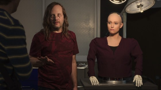 """Artificial intelligence and lip injections in the latest episode of Silicon Valley, """"Facial Recognition."""""""