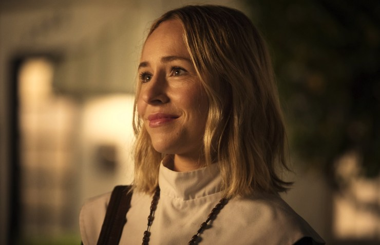 'Barry' star Sarah Goldberg talks nightmare auditions, her one second in a Batman film, and Sally's #MeToo moment