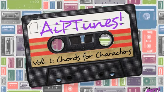 It's the first edition of AiPTunes! - a themed playlist, specially curated by the AiPT! staff!
