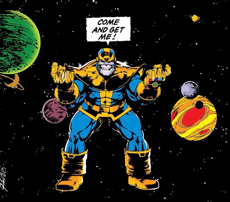 3 ways Thanos can punish trolls who spoil 'Avengers: Infinity War'