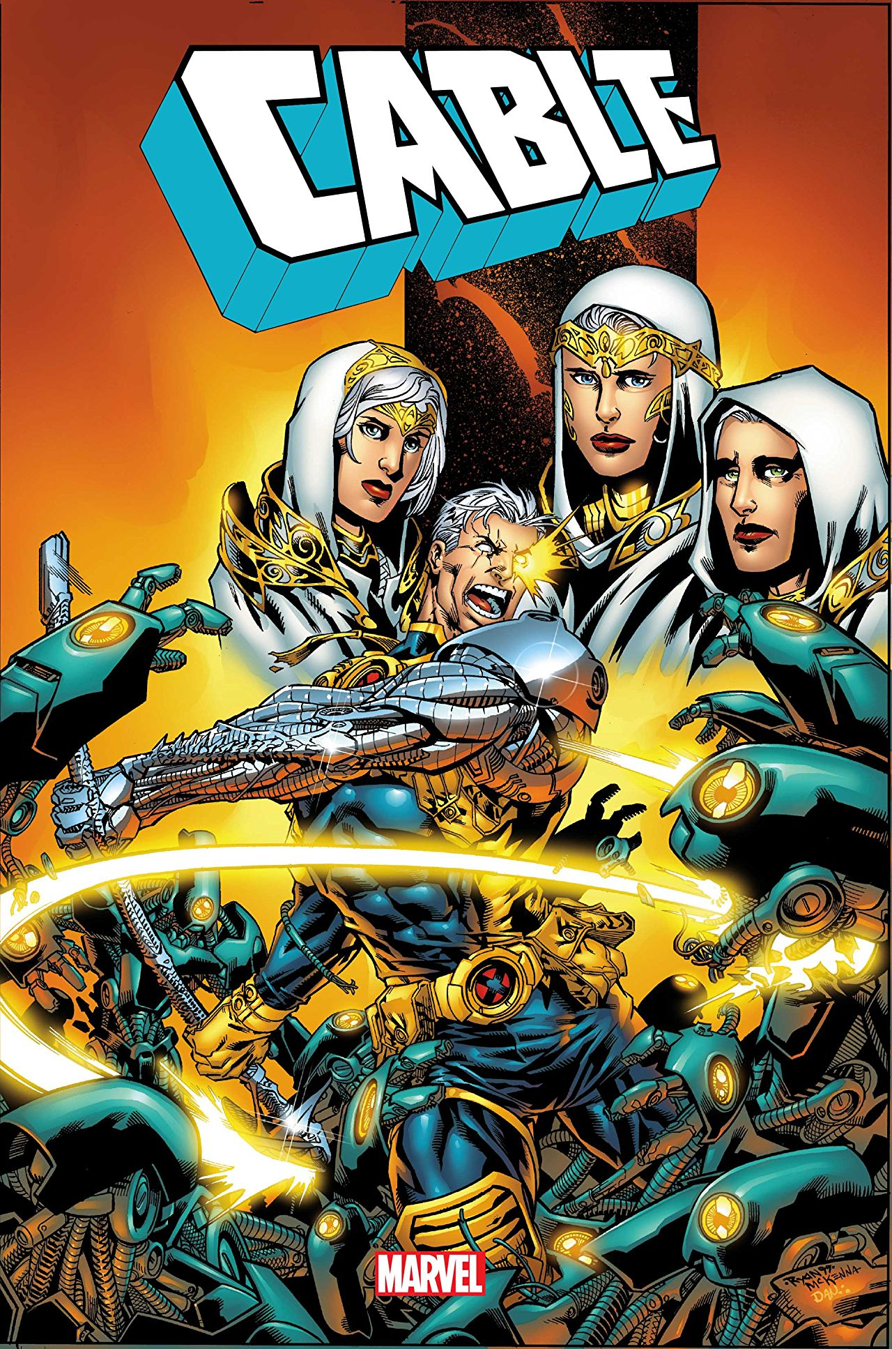 'Cable: Revolution' review: Revisit one of the most bizarre chapters in Cable history