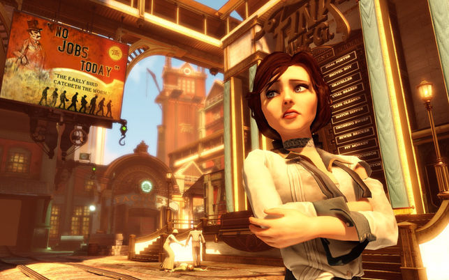 Unannounced Bioshock game in development