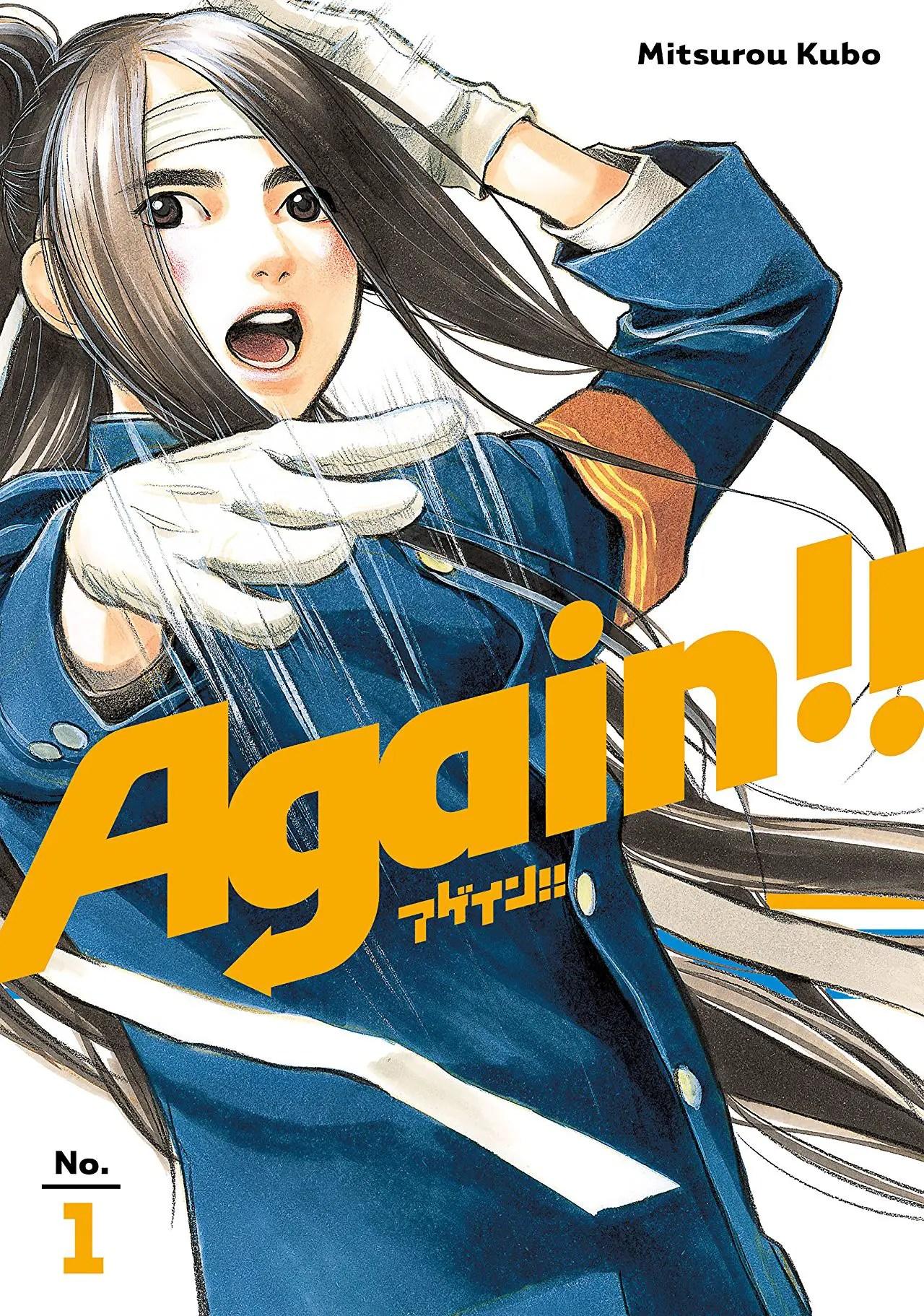 Again!! Vol. 1 Review