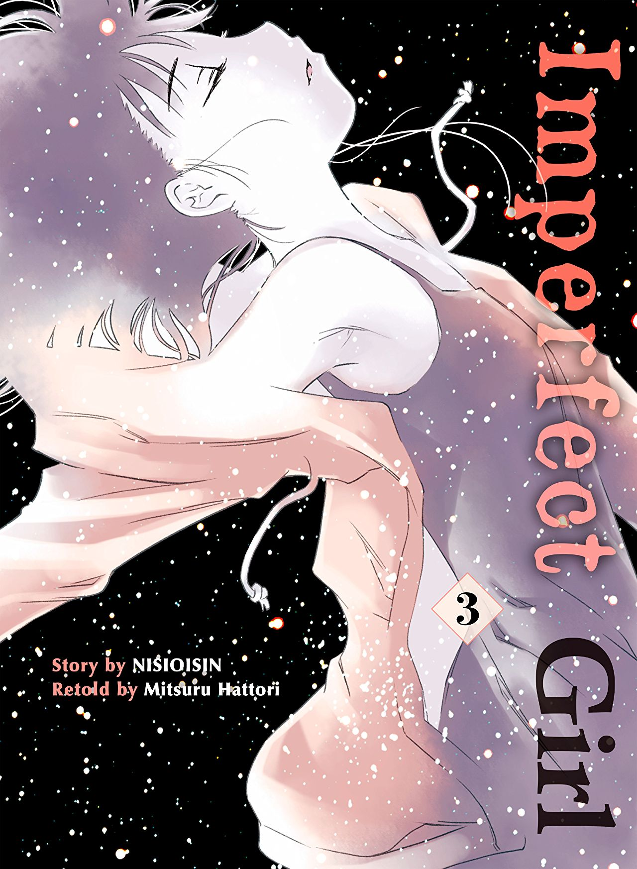 Imperfect Girl Vol. 3 Review