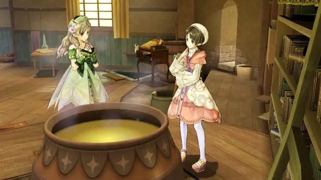 Appraising alchemists: We rank the 'Atelier' games