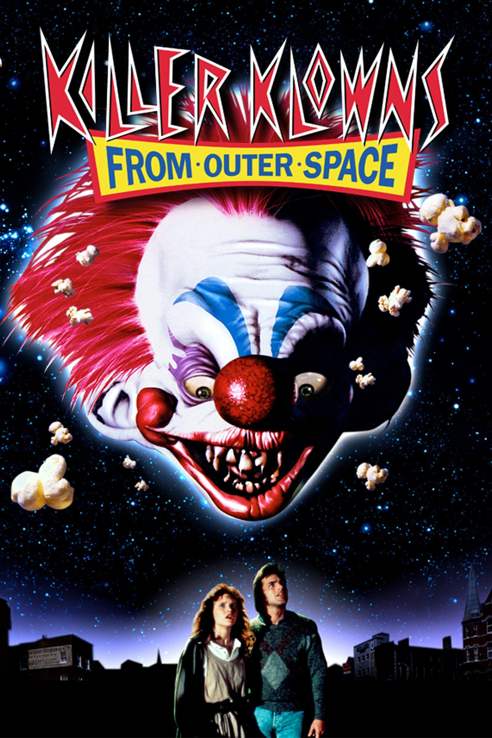Killer Klowns from Outer Space review: Newly restored and as weird as ever