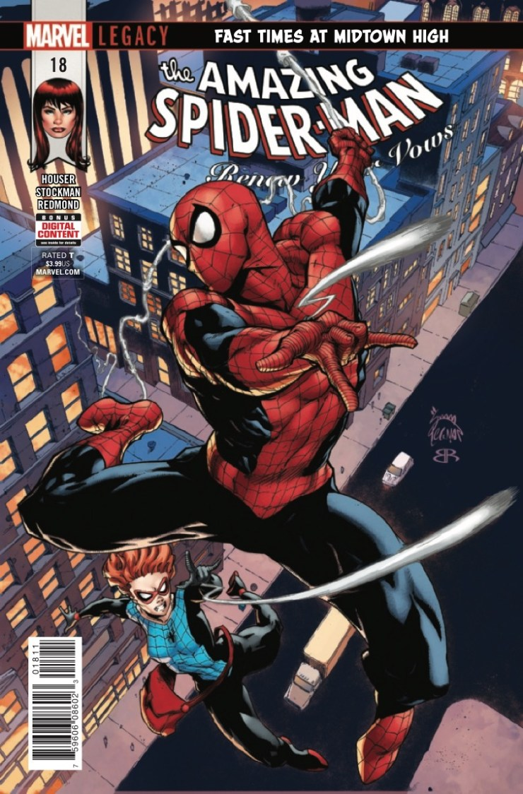 Marvel Preview: Amazing Spider-Man: Renew Your Vows #18