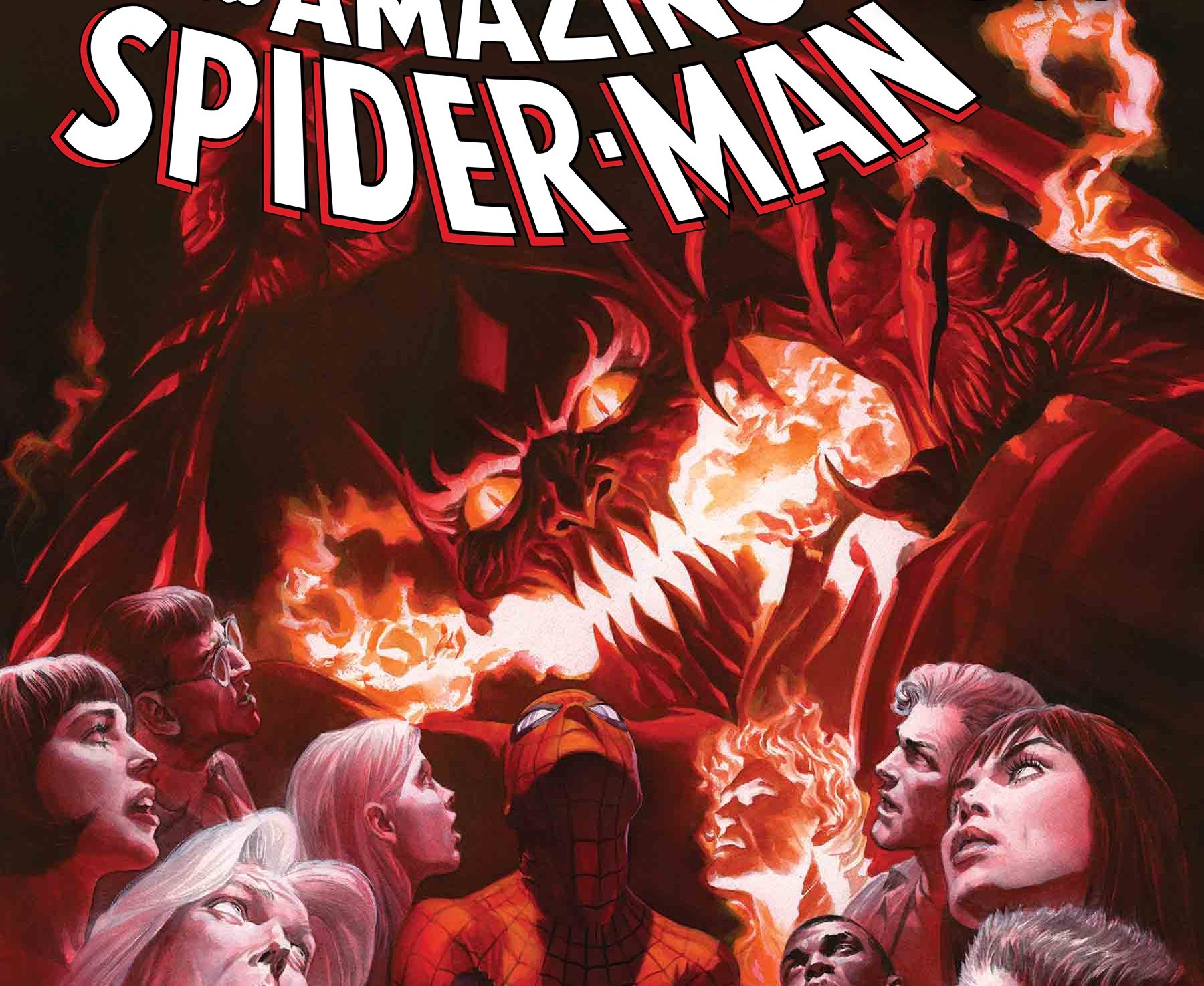 Amazing Spider-Man #799 Review