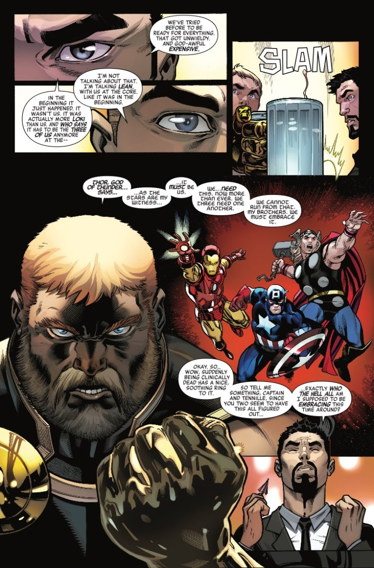 Avengers #1 review: Epic and huge in scope