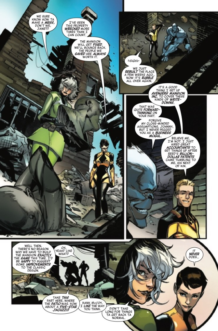 Marvel Preview: All-New Wolverine #34