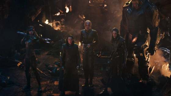 Leaked Thanos 'Avengers: Infinity War' Black Order details would be very bad
