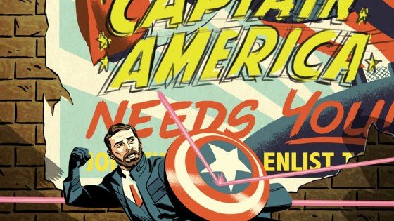 First Look: Captain America #701 and #702