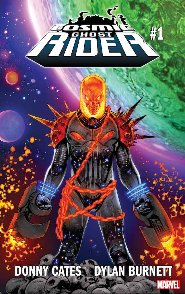 Marvel Preview: Cosmic Ghost Rider #1