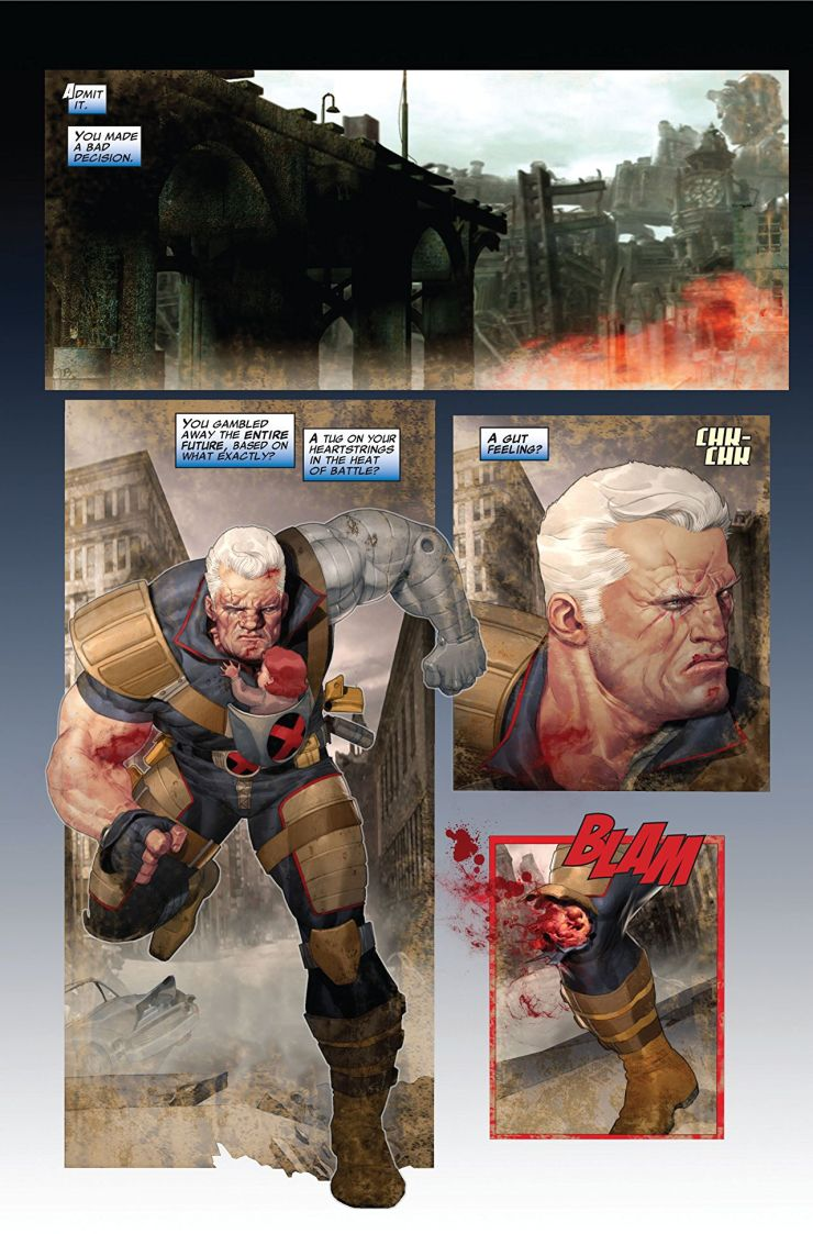 Cable: The Last Hope Vol. One Review: Required reading