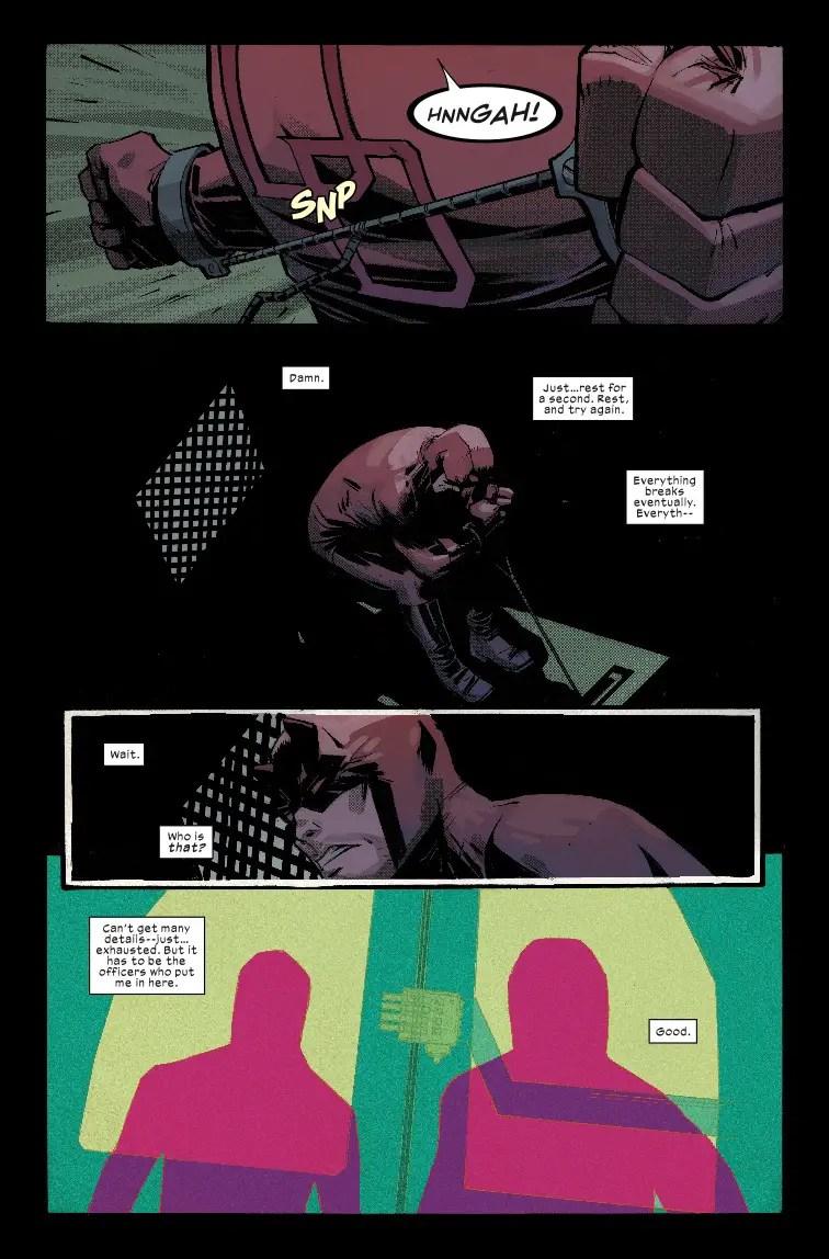Daredevil #601 Review