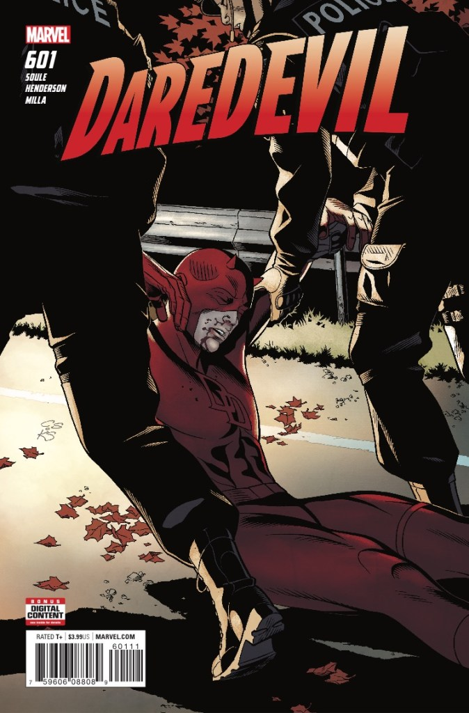 Marvel Preview: Daredevil #601