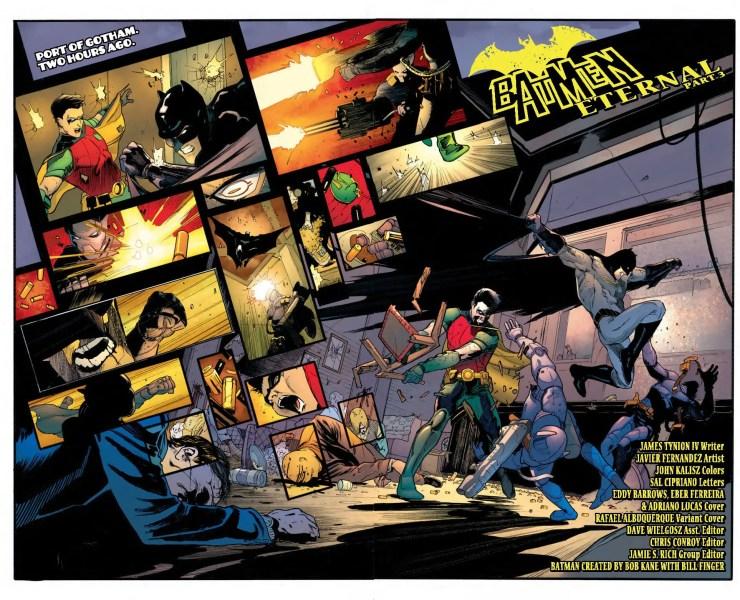 Detective Comics #978 Review