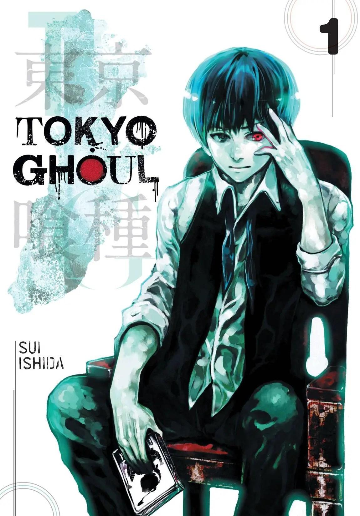 Tokyo Ghoul Vol. 1 Review