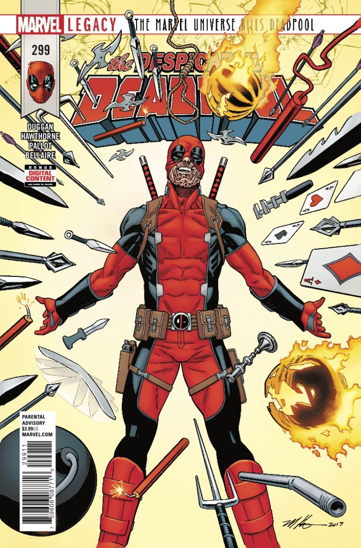 Marvel Preview: Despicable Deadpool #299