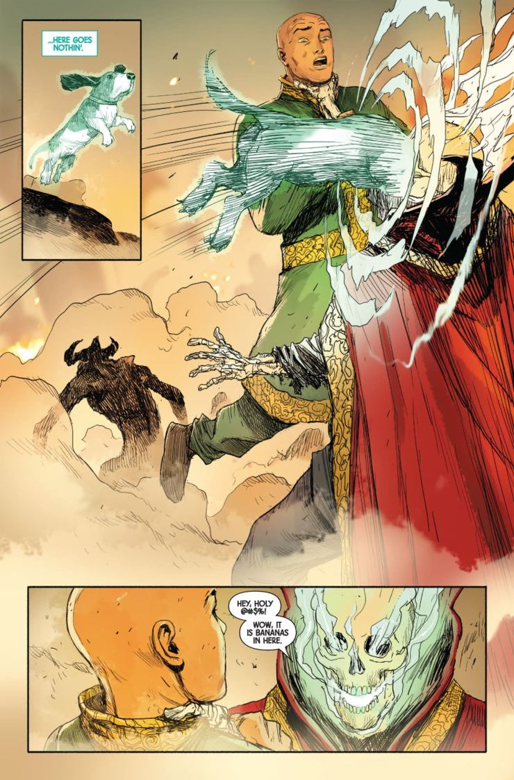 Doctor Strange #388 Review
