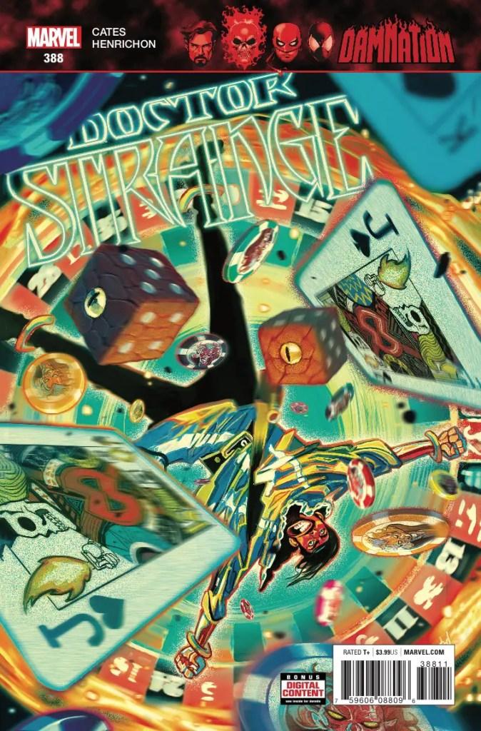Marvel Preview: Doctor Strange #388