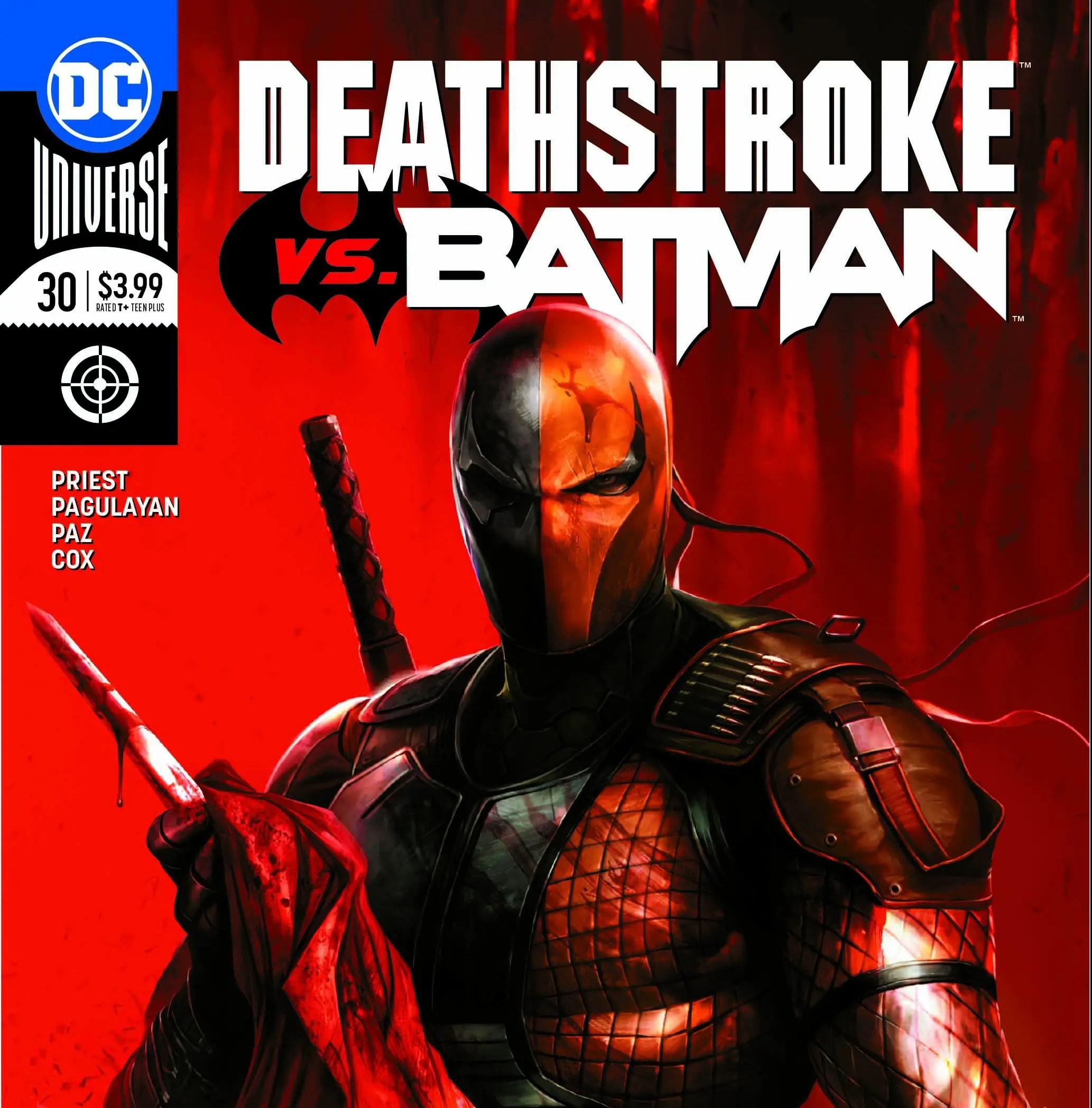 Deathstroke #30 Review