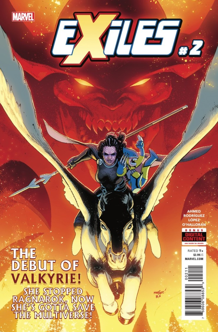 Marvel Preview: Exiles #2