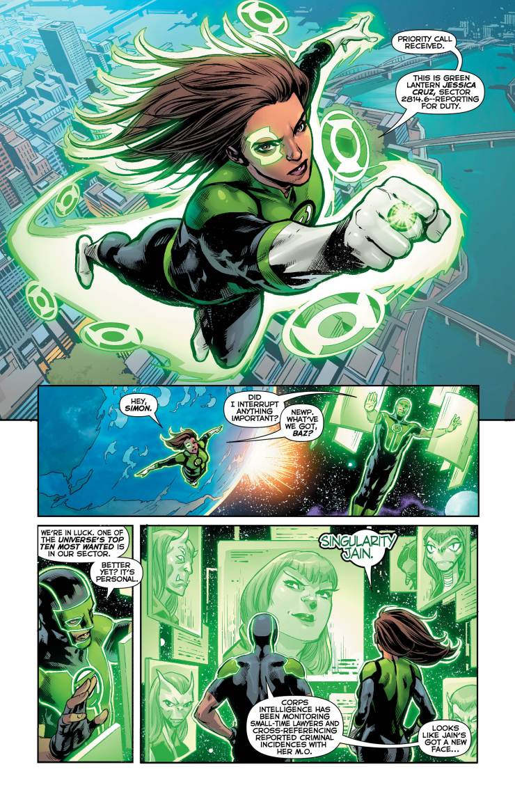 "Green Lanterns #44 review: ""Ghosts of the Past"" could be the start of a character defining story"