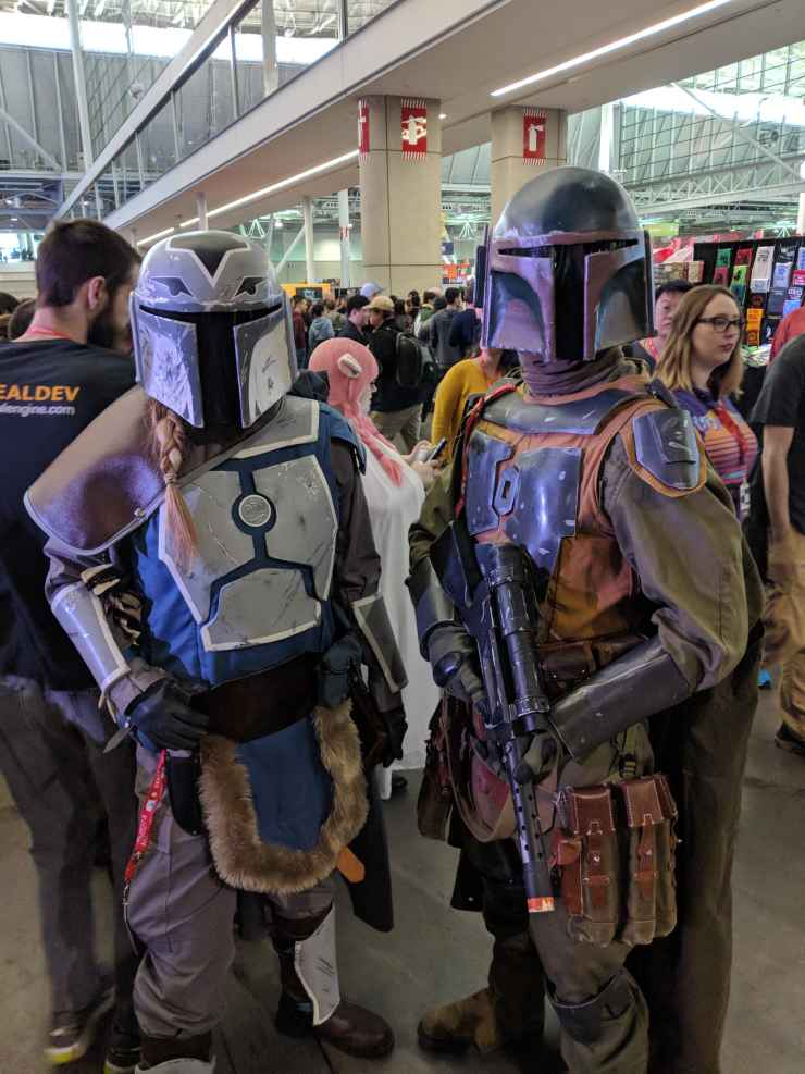 PAX East 2018 - Best Cosplay of Day 2