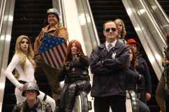 Honestly, that guy's Coulson is almost too on point.