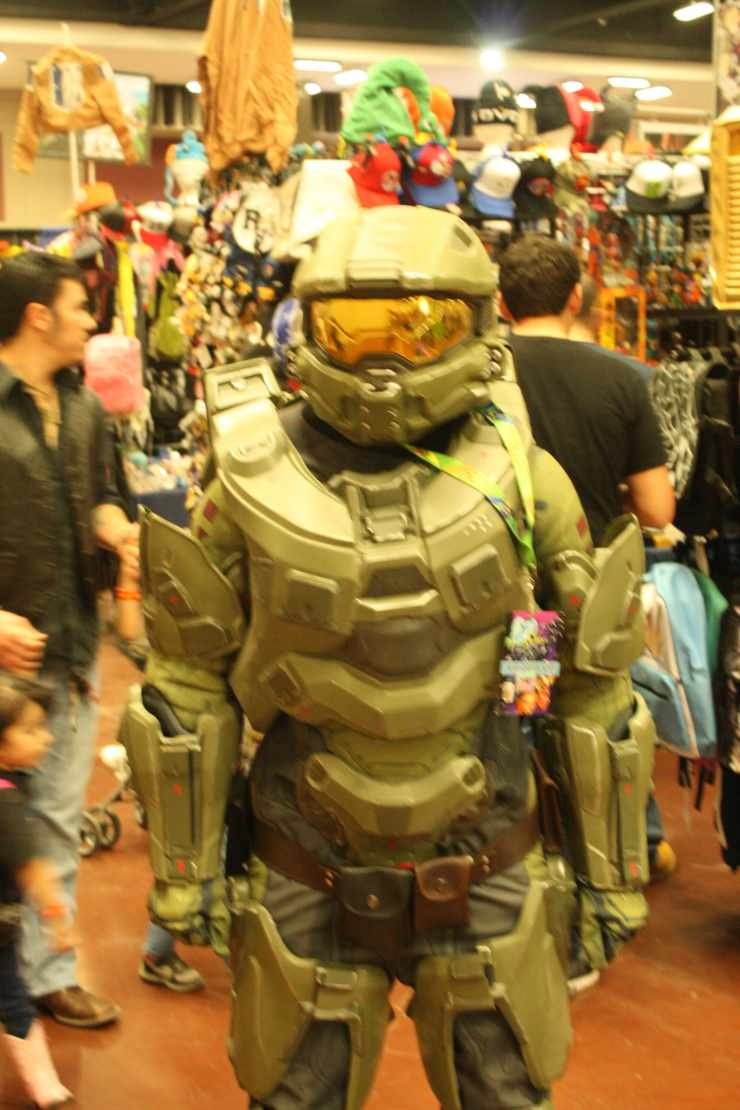 El Paso Comic Con Day 1: Some of AiPT!'s Favorite Costumes and Displays