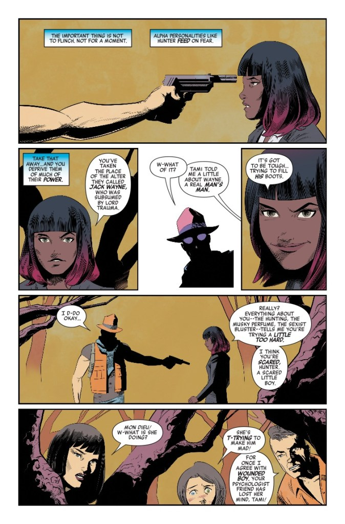 Marvel Preview: Legion #4