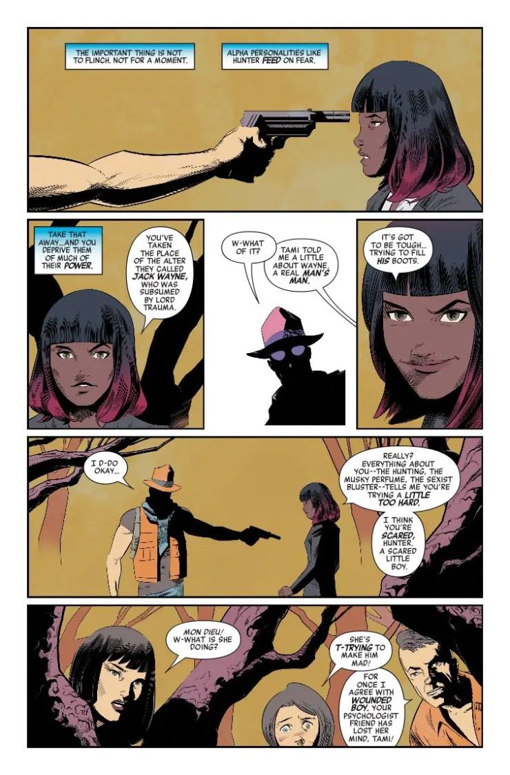 Legion #4 Review
