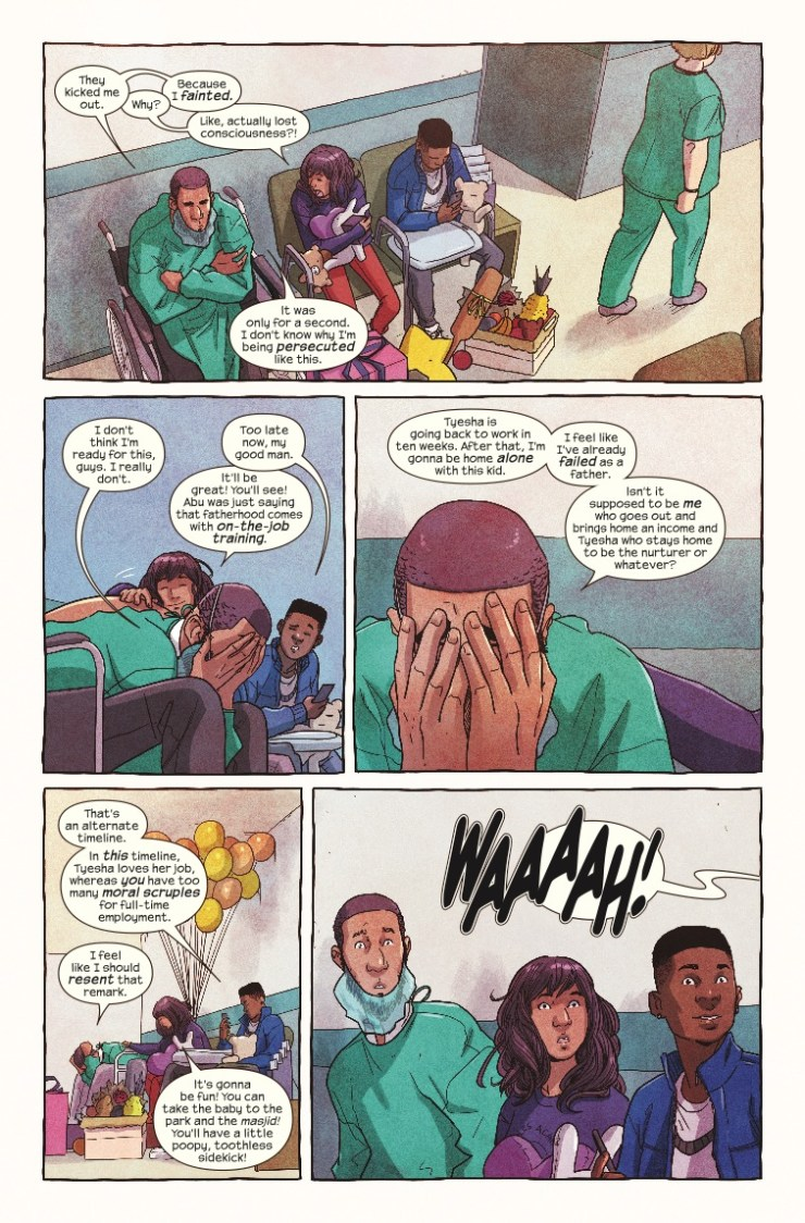 Marvel Preview: Ms. Marvel #29