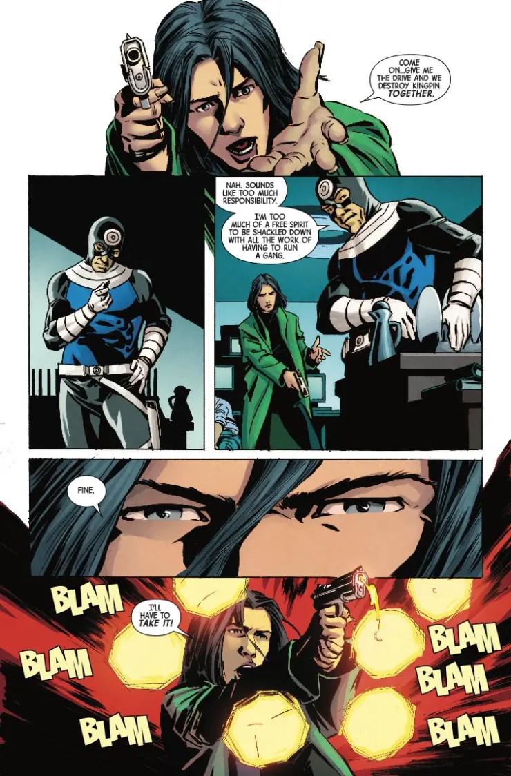 Marvel Preview: Old Man Logan #38