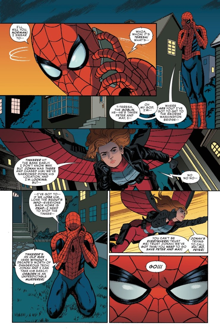 Peter Parker: The Spectacular Spider-Man #303 Review