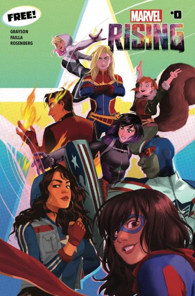 Marvel Preview: Marvel Rising #0