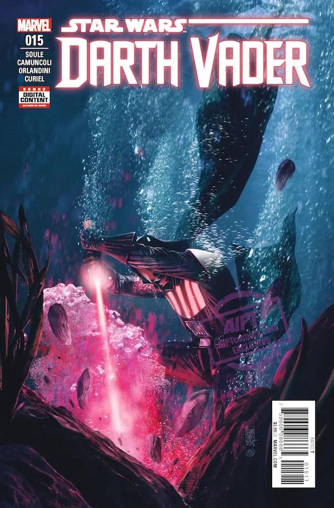 [EXCLUSIVE] Marvel Preview: Star Wars: Darth Vader #15