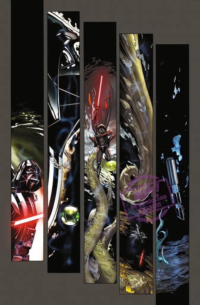 Star Wars: Darth Vader #15 Review