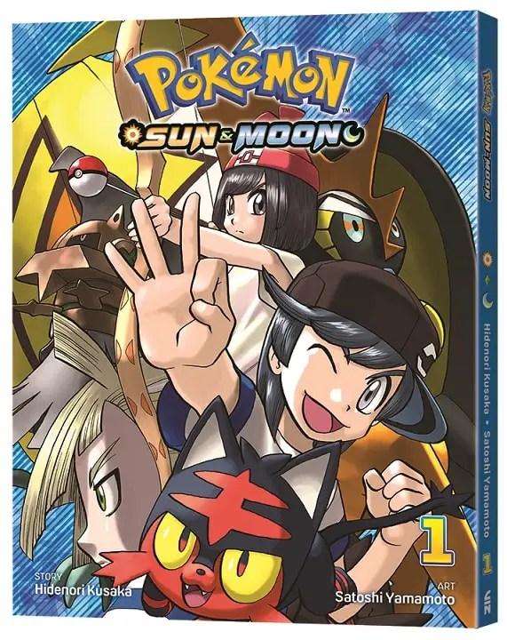 Viz Media to publish new manga series 'Pokemon Sun & Moon'