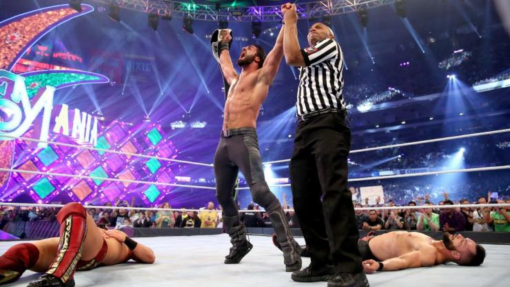 WWE WrestleMania 34 review: A hot start that sputtered out toward the end