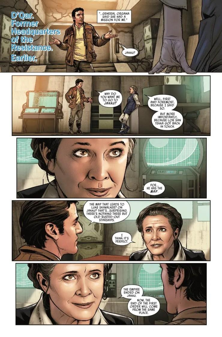 Star Wars: Poe Dameron #26 Review