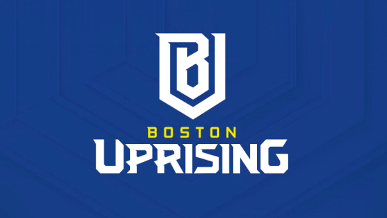 Boston Uprising announces official partnership with Gillette