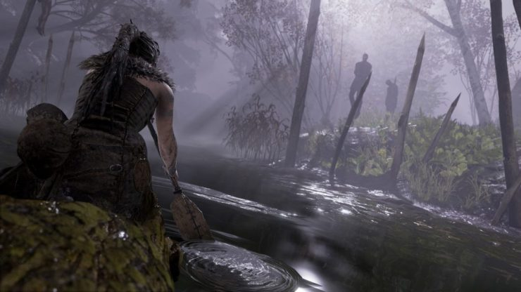 Hellblade: Senua's Sacrifice is out now on Xbox One, and is an absolutely breathtaking achievement