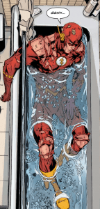 The Flash Volume 5: Negative review: succeeds in some places and stumbles in others